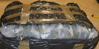Lublin policja przejela 56kg marihuany