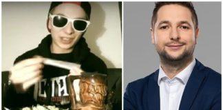 Brat Patryka Jakiego nagral hip-hopowy kawalek o marihuanie