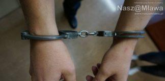 Działdów: złodziej uciekając zgubił portfel z dokumentami i marihuaną