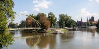Wrocław: siedział ze słoikiem marihuany na Wyspie Słodowej i popalał skręta
