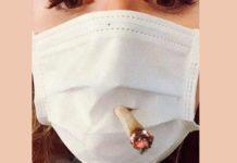 Czy zarażeni koronawirusem mogą palić marihuanę?