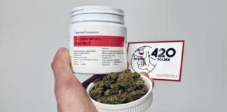 Medyczna Marihuana Spectrum Therapeutics Red no. 2