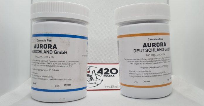 Medyczna marihuana z niższym VAT-em!