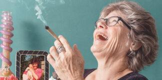 Seniorzy marihuana