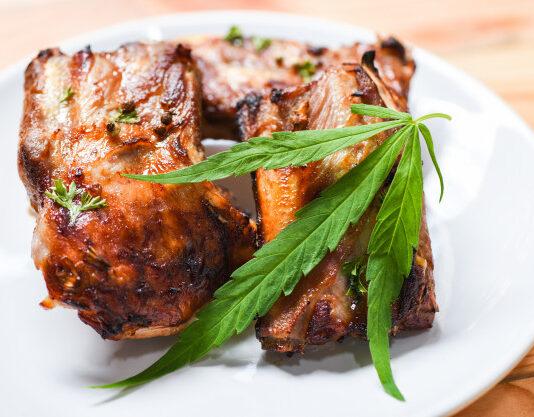 konopne mięso