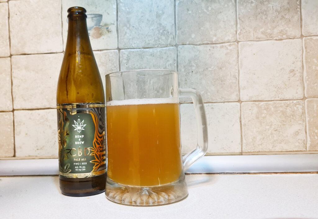 piwo CBD hemp brew