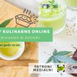 marihuana w kuchni