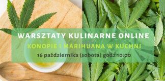 Kulinarne Warsztaty Konopne